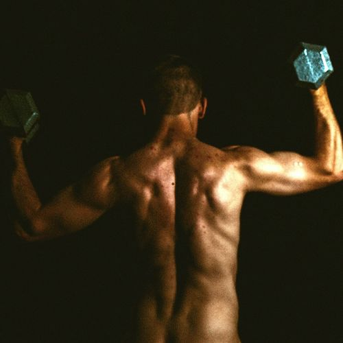 Work it. Human Body Part Adults Only Competition Men Only Men Fitness Fitness Training Fit Fitspo Fitfam Fitness Model Fitnessmodel Fitnessmotivation Back Muscles Muscle Backmuscles Weight Weights Weightlifting Arms Raised Weight Training