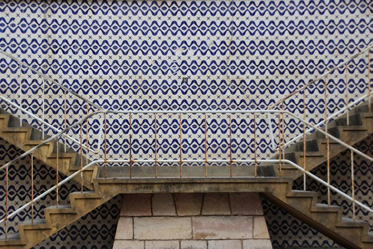 Figuera Da Foz Steps And Staircases Steps Pattern Built Structure Staircase Farbenspiel Amazing View EyeEm Best Shots Tadaa Community Pic Of The Day Colorful Tiles Architecture Art Stairs Treppen Stufen Façade Low Angle View Architecture No People Architecture