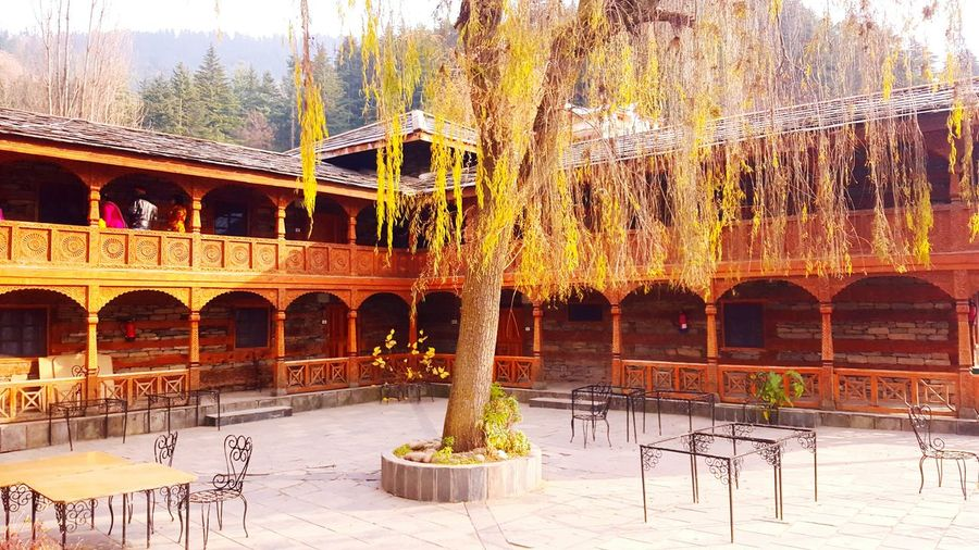 Naggar Castle Himachal Pradesh Himalayas