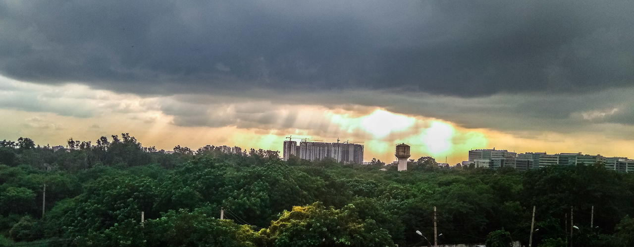 Gurugram, Haryana, India Best Photos Urban Wonders Unseen City Views Yudhvir My Classic Clicks Cloud - Sky Architecture No People Colour Your Horizn