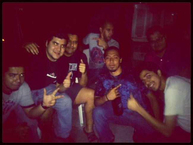 Drinking W/ Friends
