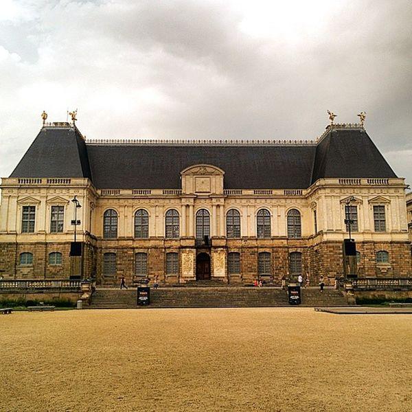 Que dire... C'est beau ! Rennes , History , Bretagne ,