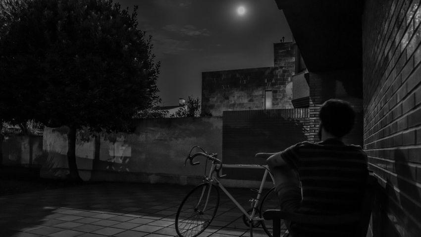 The Great Outdoors - 2015 EyeEm Awards Nightphotography Night Lights Blackandwhite Black & White BLCK&WHT Nightlife Blackandwhite Photography Black And White Black&white