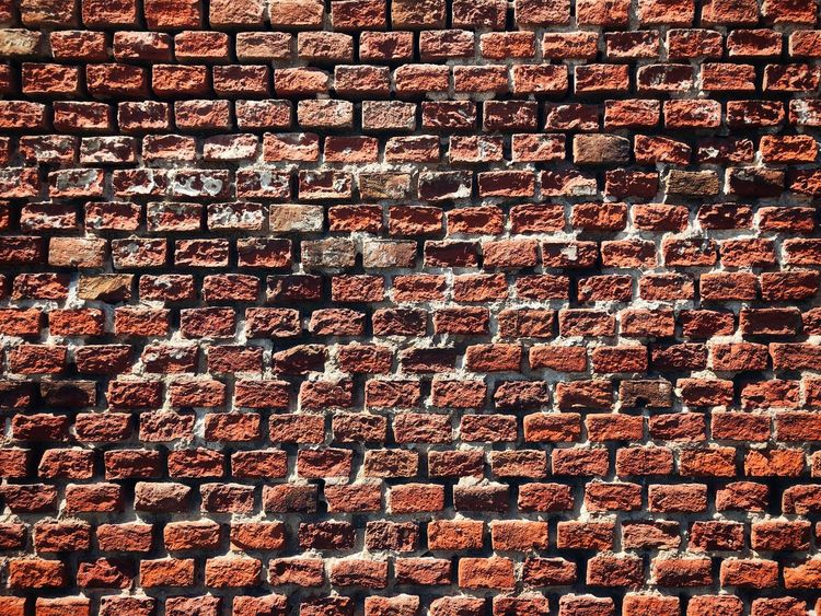 Brick texture wall Texture Full Frame Backgrounds Pattern No People Textured  Repetition Creativity Design Art And Craft Architecture High Angle View Multi Colored Day Textile Large Group Of Objects Craft Abundance Close-up