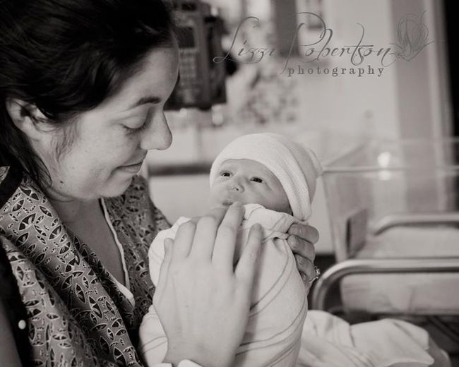 Baby NewBorn Photography Mommy & Baby Time <3 Bw_collection