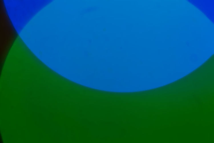 Abstract Backgrounds Blue Bokeh Close-up Experimental Green Color Lens No People