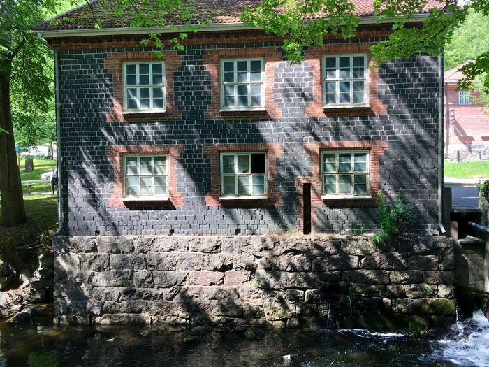 Fiskars Built Structure Architecture Building Exterior Window Building Day Plant