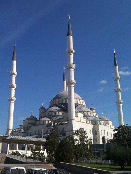 CAmi Mosque Ankara Kocatepecamii