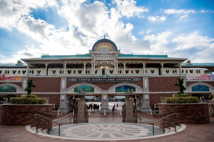 Disneyland Tokyo Childhood Children Disney Disneyland Disneylandresort Dreams Fun Happiness Japan Theme Park Tokyo Tourism Tourist Attraction  Tourist Destination