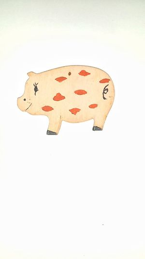 Pig Hand Made Hand Made Hand Painted Decoration Craft Supplies Designs Wooden Wooden Texture Making Crafts Wooden Animal White Background Room For Text Making Art Full Frame Macro Art Drawing - Art Product Pink Pig How To Wood Animal Painted Animals Arts And Crafts Art Oink Oink Art Deco Animals