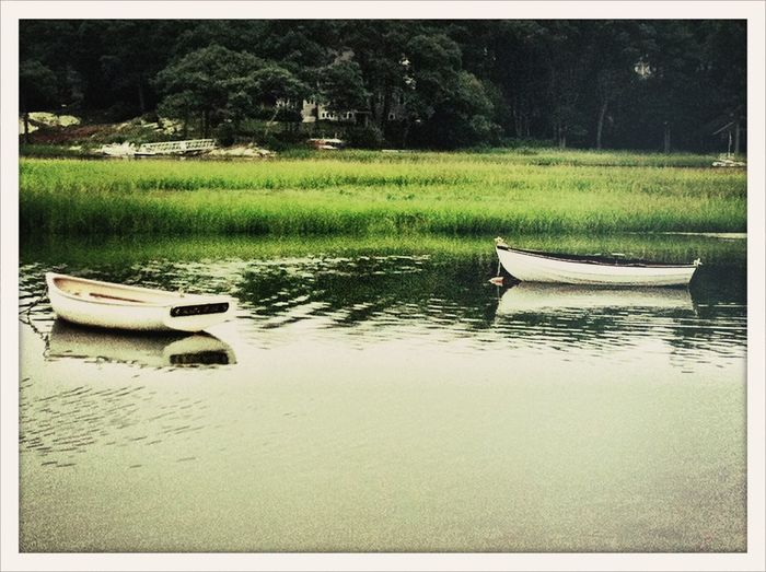 on a quiet day... Boats Water AMPt_community EyeEm_Seascapes