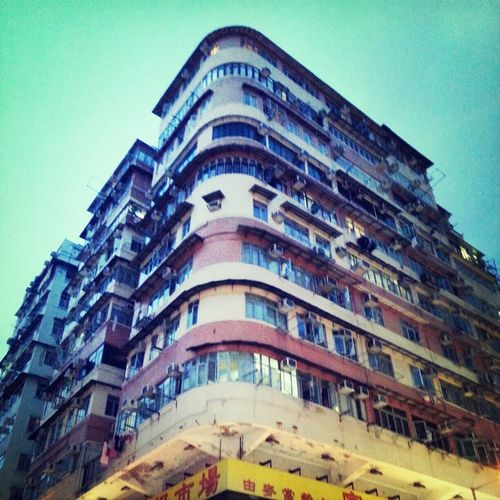 Old building in an old district. Sham Shui Po 深水埗 Treasure Hunting Taking Photos EyeEm Best Shots
