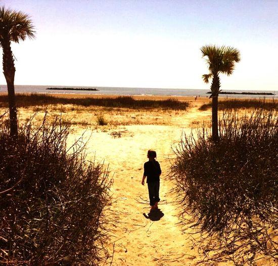 Beauty n the beach
