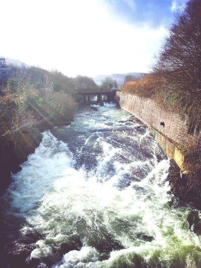 Rhondda River Wales Photography