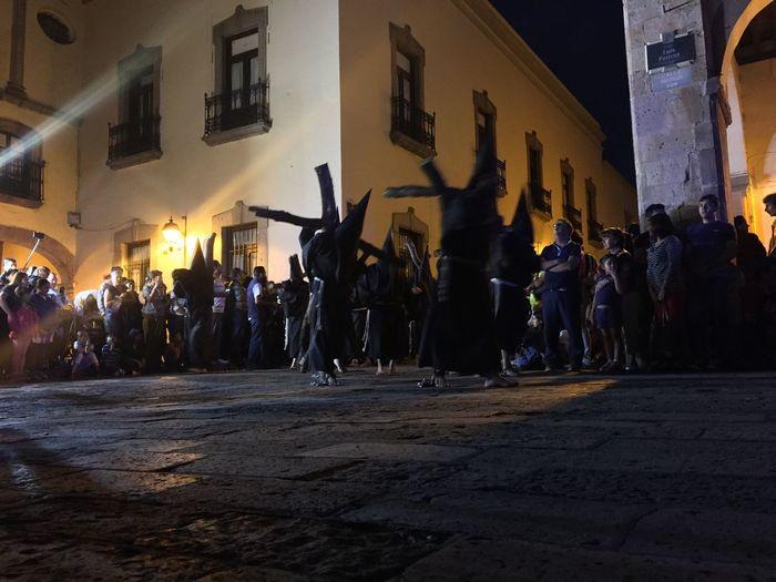 Procesion Querétaro Isherphoto Isher Viernes Santo Religion