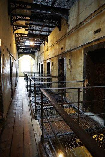 2017 Architecture Built Structure Gaol Indoors  Jail Kilmainham KilmainhamGaol Prison Room キルメイナム キルメイナム刑務所