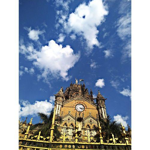 Itz_mumbai Building Exterior Architecture History Cloud - Sky Travel Destinations First Eyeem Photo