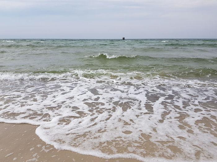 Baltic Sea Darß