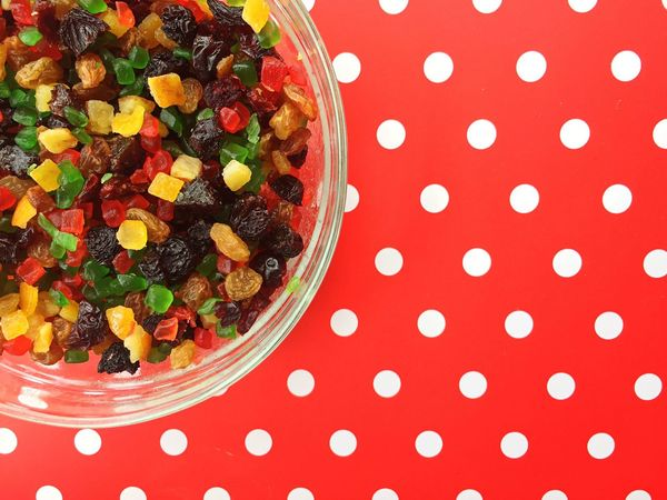 Mixfruits Food And Drink Red Food Directly Above Freshness Bowl No People Ready-to-eat Studio Shot Fruit Table Healthy Eating Mix Fruits Fruitcake Sweet Ingredient Colorful Indoors  Temptation Berry Colorfull Dot Background Visual Feast