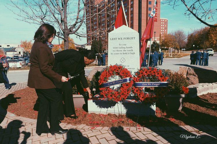Lestweforget Heroes Canada Poppies