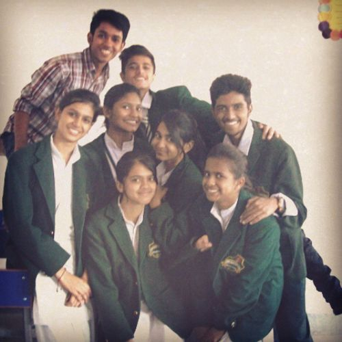 Without you all my life is like a flower who has lost his fragrance! :* <3 Love u all my pagal friends! ^_^ :P FarewellPractise FullPagalpanti Friendsforever ♥