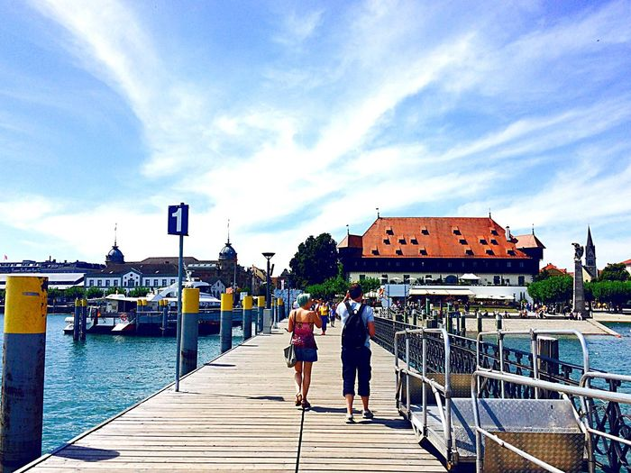Lake Konstanz Summertime Holiday Love