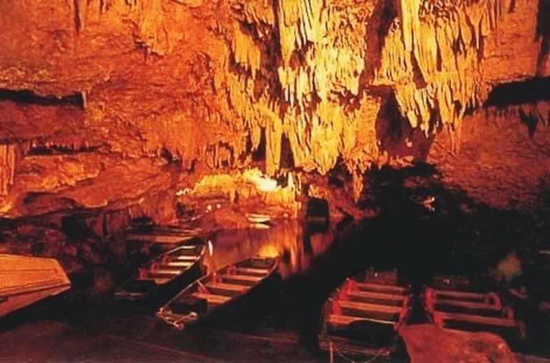 Höhle Tropfsteinhöhle Peleponnes Pyrgos Dirou (Πύργος Διρού) GREECE ♥♥