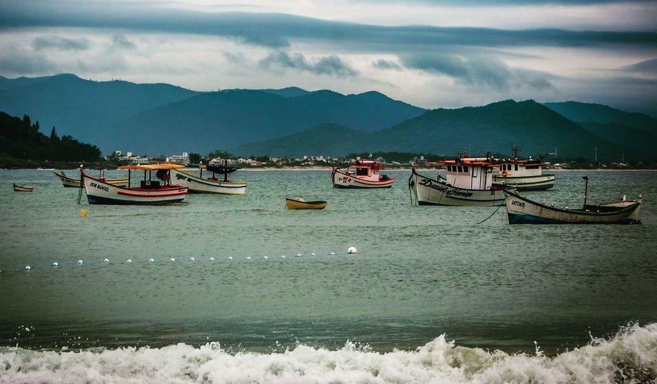 Showcase: January TakingABreak Boats Beach Brazil Nikonphotography Nikond7000