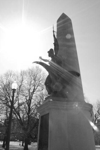 Guardian Angels Beam Of Light Boston