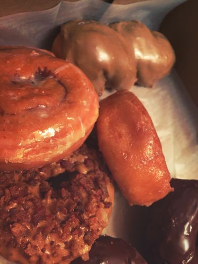 Donuts IPhoneography Mextures Mexturesapp
