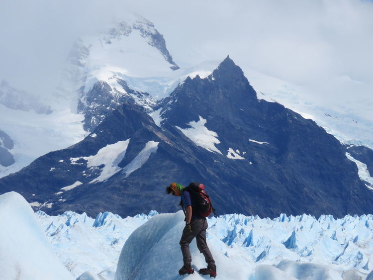 Second Acts Snow Mountain Only Men Mountain Range Outdoors Patagonia Argentina Patagonia Argentina Beauty In Nature Perito Moreno Glacier Glaciar Glacier Perito Moreno Glacier Argentina Patagonia El Calafate Big Ice