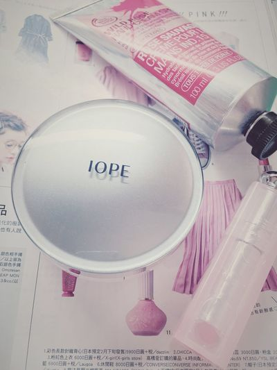 Makeup Dior IOPE The Body Shop Lipstick Handcream Air Cushion My Favorite  Pink The Color Of Spring