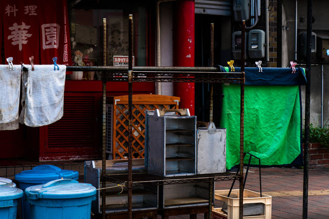 Chinatown Chinese Food Day Japan Photography Multi Colored No People Snap Street