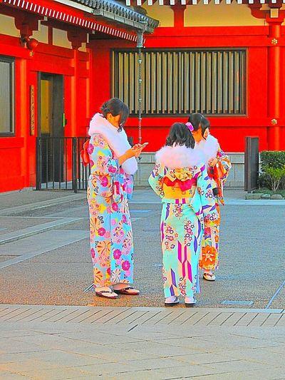 Japanese girls,