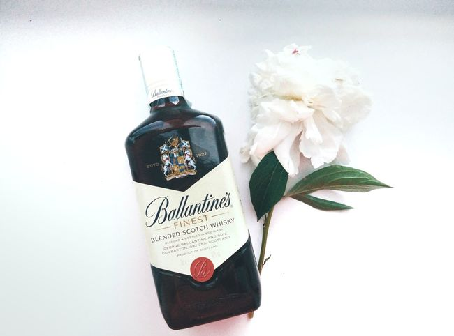 Ballantines Drink Pion Text Communication Message Love Christmas No People Day Gift Close-up Indoors