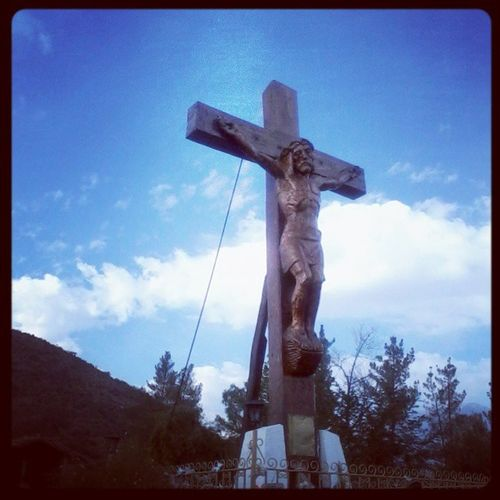 El cristo de Palo...