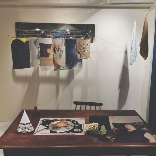 I found Lovely Handkerchief Shop