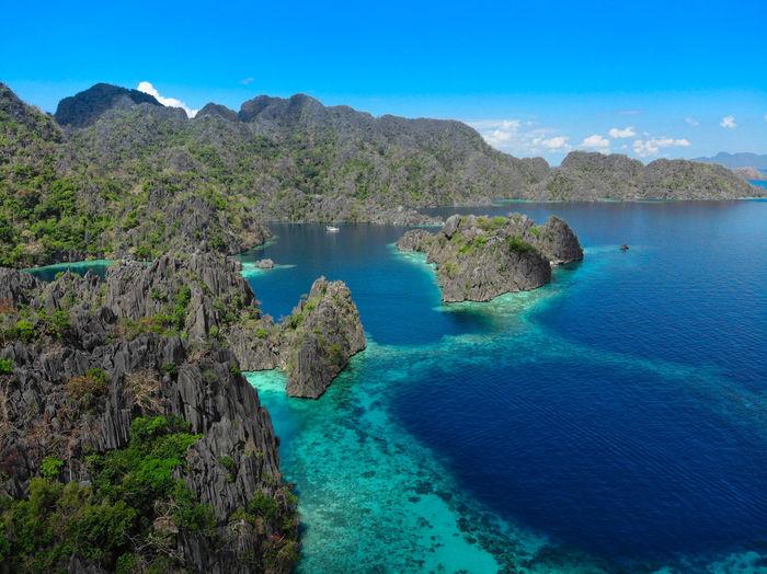 Twin Lagoon, Coron Thephilippines EyeEmNewHere EyeEm Best Shots Coron, Palawan Travel Destinations Travel SONY A7ii Lagoon Seascape Island