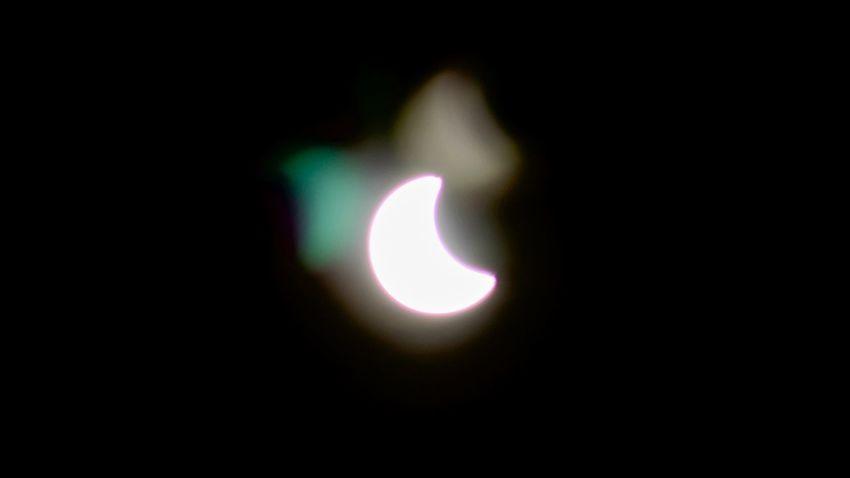 Sonnenfinsternis Berlin Aura Solar Eclipse