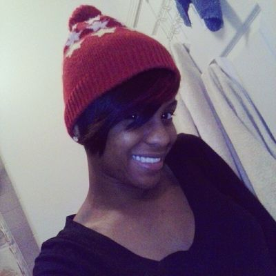 You look so much better wen you smile. So smile :)