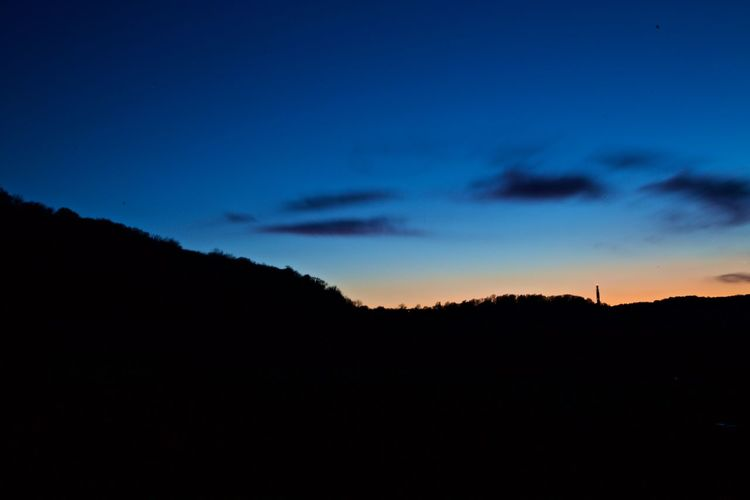 Astronomy Beauty In Nature Landscape Nature No People Outdoors Scenics Silhouette Sky Sunset Sunset Spring Equinox Tranquil Scene Tranquility