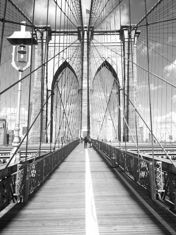 NYC Brooklyn Bridge Sightseeing The City That Never Sleeps Nothing Is Impossible Capturing Freedom Blackandwhite My Best Photo 2015