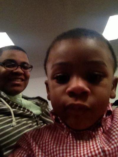 Me And Ny Nephew #hetookit