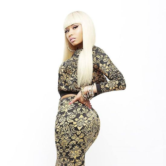 Nicki Minaj Celebrities Fashionably Glamorous Favorite Singers Moderndaywomens