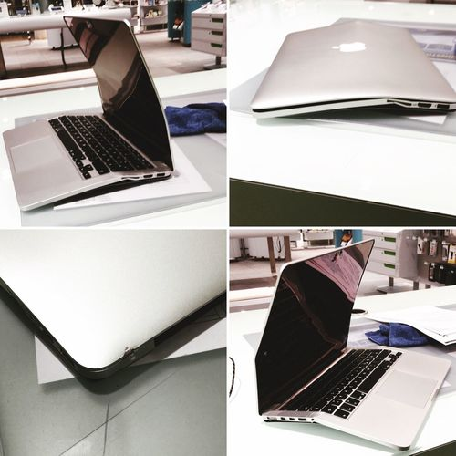 This is how you SHOULDN'T treat your MacBookPro Macbookproretina MacBook