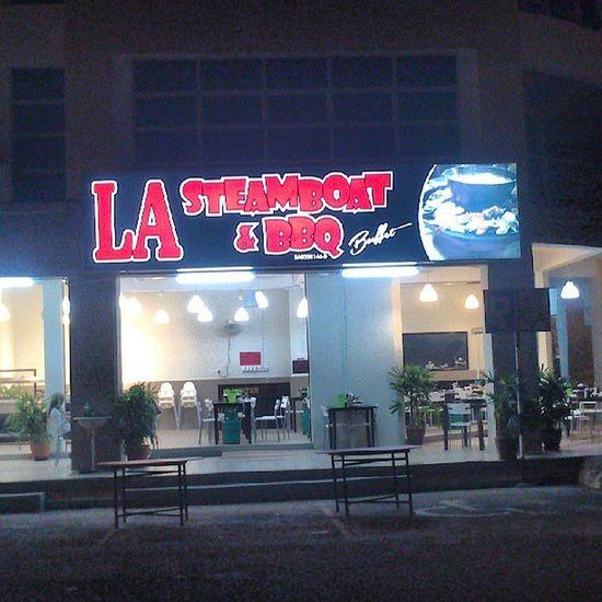 jum datang LaSteambot &Bbq KlangSentral FERNO
