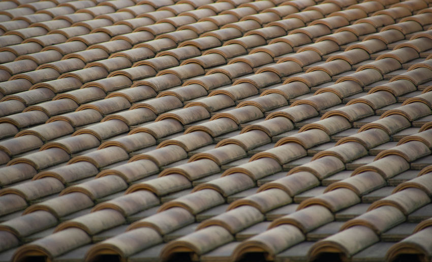 In A Row Roof