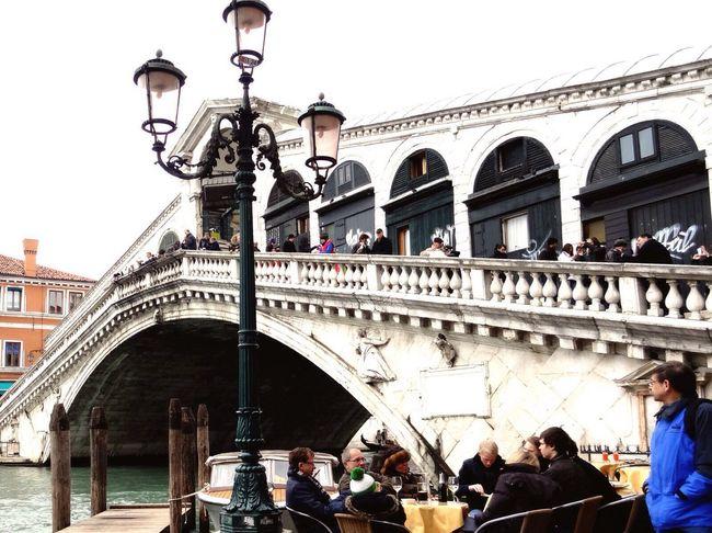 Venezia Rialto Bridge