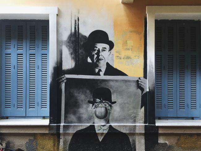 Streetart Athens, Greece Art Graffiti VisitGreece