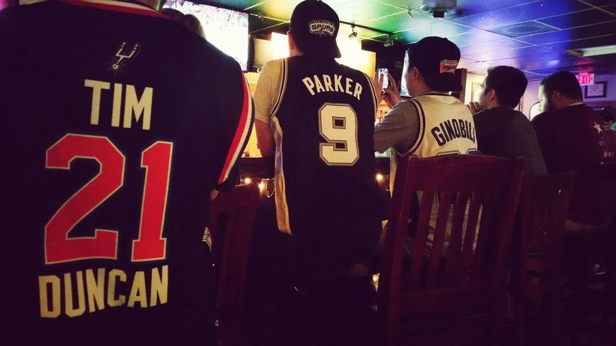 San Antonio Spurs San Antonio NBA Playoffs Tim Duncan Tony Parker Manu Ginobili Trifecta Holy Trinity Race For SEIS